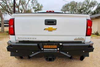 2015 Chevrolet Silverado 3500 HD DRW High Country Crew Cab 4X4 6.6L Duramax Diesel Allison Auto LOADED Sealy, Texas 18