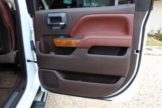 2015 Chevrolet Silverado 3500 HD DRW High Country Crew Cab 4X4 6.6L Duramax Diesel Allison Auto LOADED Sealy, Texas 47