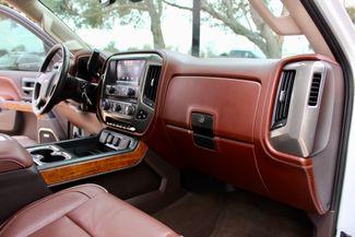 2015 Chevrolet Silverado 3500 HD DRW High Country Crew Cab 4X4 6.6L Duramax Diesel Allison Auto LOADED Sealy, Texas 48