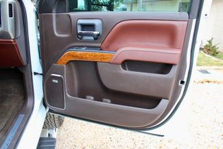 2015 Chevrolet Silverado 3500 HD DRW High Country Crew Cab 4X4 6.6L Duramax Diesel Allison Auto LOADED Sealy, Texas 52