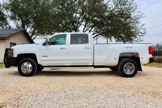 2015 Chevrolet Silverado 3500 HD DRW High Country Crew Cab 4X4 6.6L Duramax Diesel Allison Auto LOADED Sealy, Texas 6