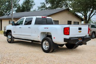 2015 Chevrolet Silverado 3500 HD DRW High Country Crew Cab 4X4 6.6L Duramax Diesel Allison Auto LOADED Sealy, Texas 7