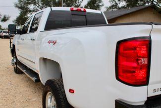 2015 Chevrolet Silverado 3500 HD DRW High Country Crew Cab 4X4 6.6L Duramax Diesel Allison Auto LOADED Sealy, Texas 8