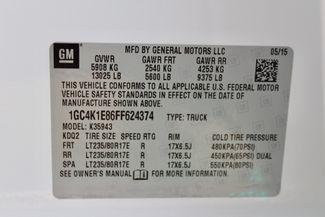 2015 Chevrolet Silverado 3500 HD DRW High Country Crew Cab 4X4 6.6L Duramax Diesel Allison Auto LOADED Sealy, Texas 87