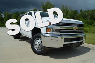 2015 Chevrolet Silverado 3500HD Built After Aug 14 Work Truck Walker, Louisiana