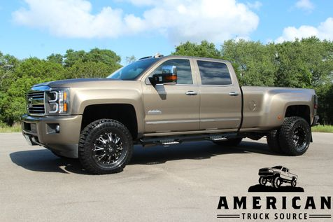 2015 Chevrolet Silverado 3500HD High Country - 4x4 in Liberty Hill , TX