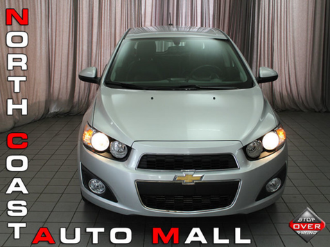 2015 Chevrolet Sonic LTZ in Akron, OH