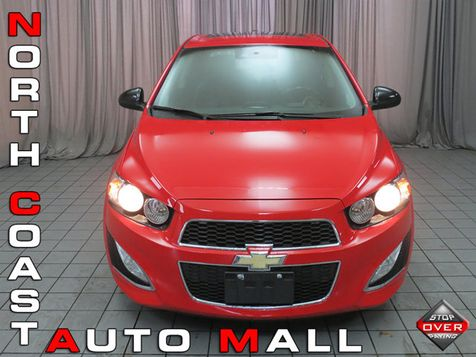 2015 Chevrolet Sonic RS in Akron, OH
