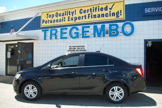 2015 Chevrolet Sonic LT Bentleyville, Pennsylvania 38