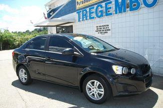2015 Chevrolet Sonic LT Bentleyville, Pennsylvania 13