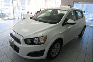 2015 Chevrolet Sonic LS Chicago, Illinois 2