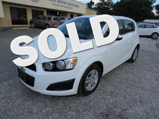 2015 Chevrolet Sonic in Clearwater Florida