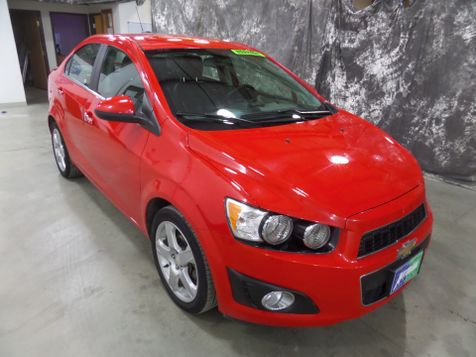 2015 Chevrolet Sonic LTZ in , ND