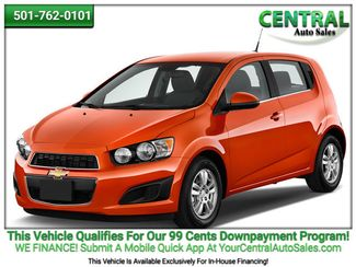 2015 Chevrolet Sonic LS | Hot Springs, AR | Central Auto Sales in Hot Springs AR