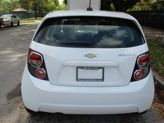 2015 Chevrolet Sonic LT Miami, Florida 1