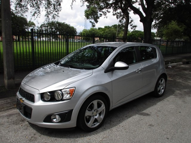 2015 Chevrolet Sonic LTZ Come and visit us at oceanautosalescom for our expanded inventoryThis o