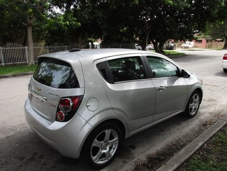 2015 Chevrolet Sonic LTZ Miami, Florida 4