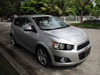 2015 Chevrolet Sonic LTZ Miami, Florida 5