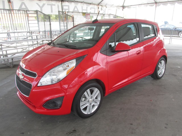 2015 Chevrolet Spark LS This particular vehicle has a SALVAGE title Please call or email to check