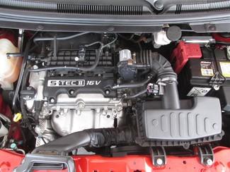 2015 Chevrolet Spark LS Gardena, California 15