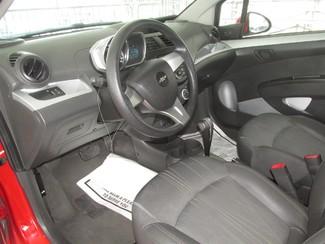 2015 Chevrolet Spark LS Gardena, California 4