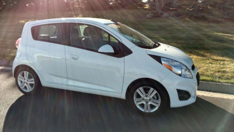 2015 Chevrolet Spark LS  city MT  Bleskin Motor Company   in Great Falls, MT