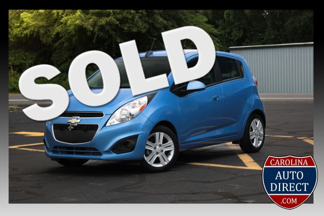 2015 Chevrolet Spark - 5 Speed - Ready For Flat Towable LS Mooresville , NC 0