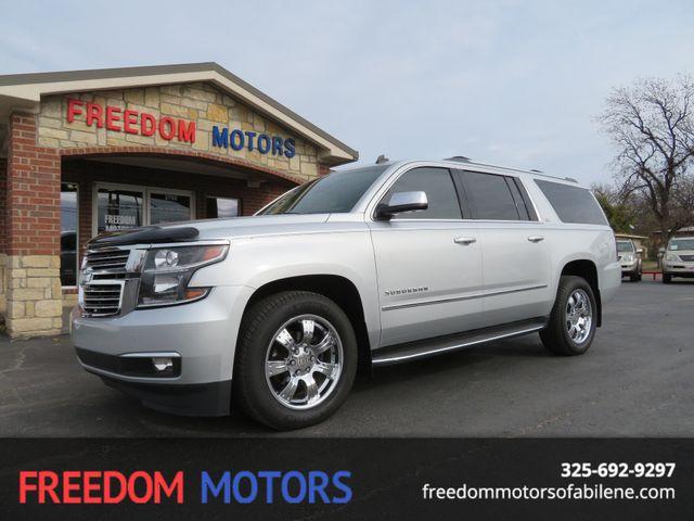 2015 Chevrolet Suburban LTZ   Abilene, Texas   Freedom Motors  in Abilene Texas