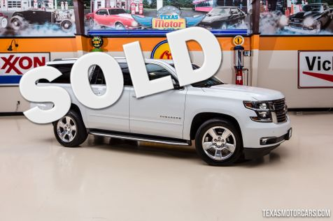 2015 Chevrolet Suburban LTZ in Addison