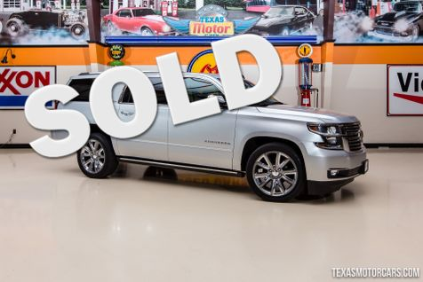 2015 Chevrolet Suburban LTZ 4X4 in Addison