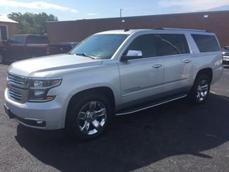2015 Chevrolet Suburban 1500 LTZ in Oklahoma City OK