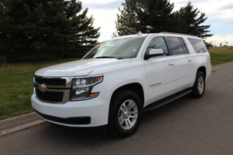 2015 Chevrolet Suburban LT  city MT  Bleskin Motor Company   in Great Falls, MT