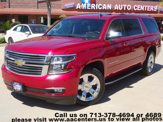 2015 Chevrolet Suburban LTZ in Houston TX