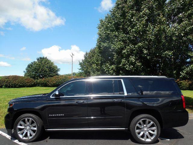 2015 Chevrolet Suburban LTZ Leesburg, Virginia 4