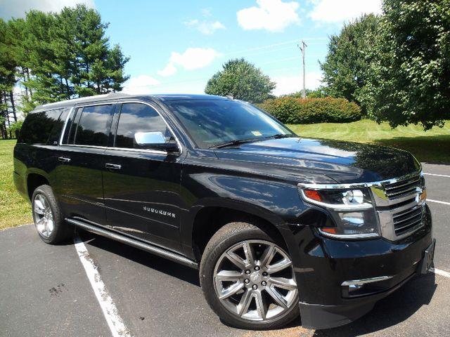 2015 Chevrolet Suburban LTZ Leesburg, Virginia 1