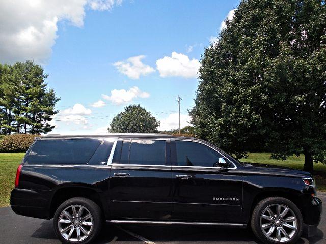 2015 Chevrolet Suburban LTZ Leesburg, Virginia 5