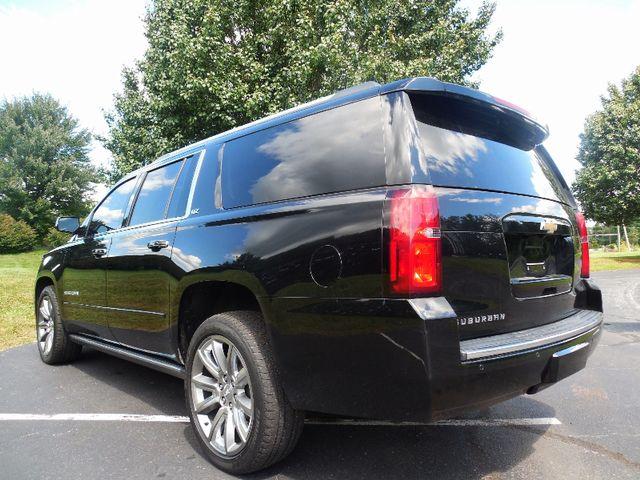 2015 Chevrolet Suburban LTZ Leesburg, Virginia 2