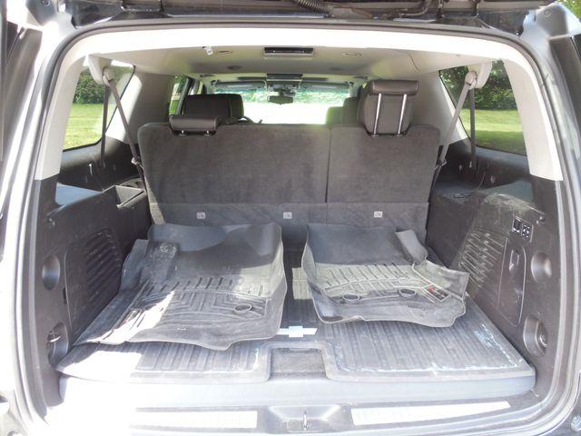2015 Chevrolet Suburban LTZ Leesburg, Virginia 9