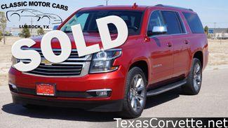 2015 Chevrolet Suburban in Lubbock Texas