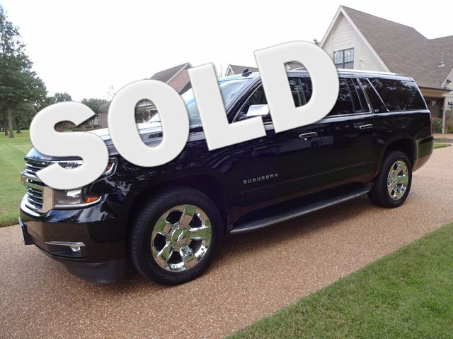 2015 Chevrolet Suburban LTZ 4X4 | Marion, Arkansas | King Motor Company