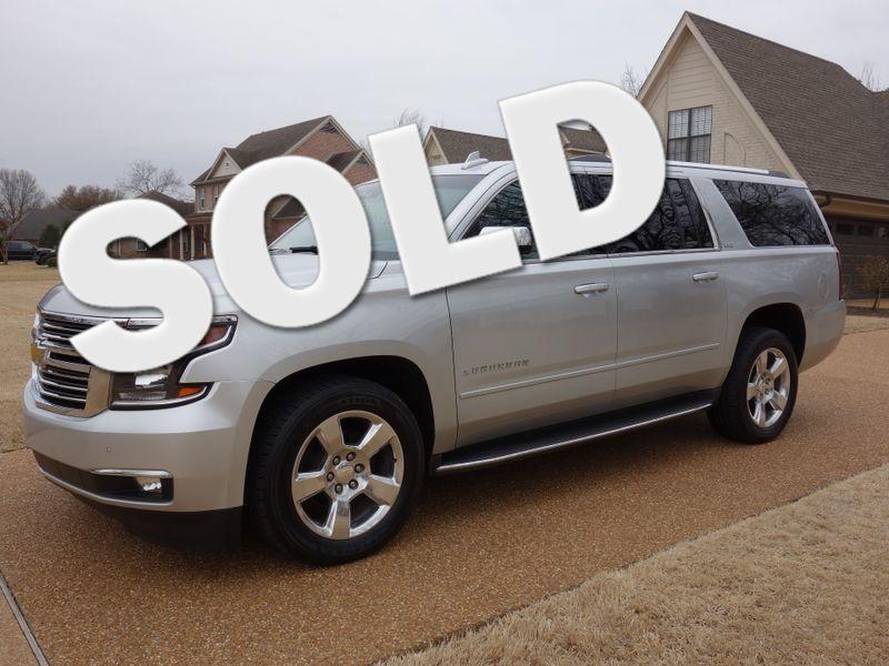 2015 Chevrolet Suburban LTZ | Marion, Arkansas | King Motor Company