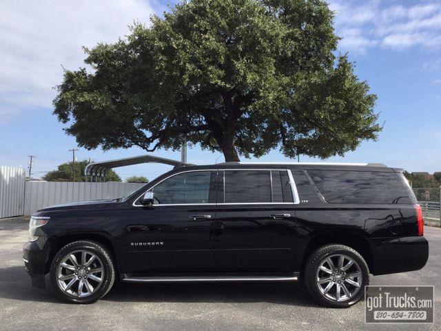 2015 Chevrolet Suburban LTZ 5.3L V8 4X4 | American Auto Brokers San Antonio, TX in San Antonio Texas
