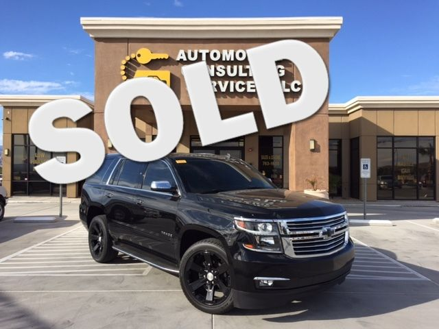 2015 Chevrolet Tahoe LTZ Bullhead City, Arizona 0