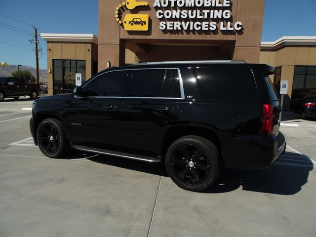 2015 Chevrolet Tahoe LTZ Bullhead City, Arizona 4