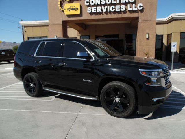 2015 Chevrolet Tahoe LTZ Bullhead City, Arizona 9