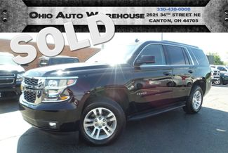 2015 Chevrolet Tahoe LT 4x4 Sunroof 1-Owner Clean Carfax We Finance | Canton, Ohio | Ohio Auto Warehouse LLC in  Ohio