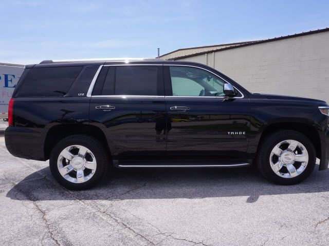 2015 Chevrolet Tahoe LTZ Harrison, Arkansas 4