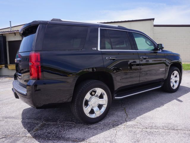 2015 Chevrolet Tahoe LTZ Harrison, Arkansas 3