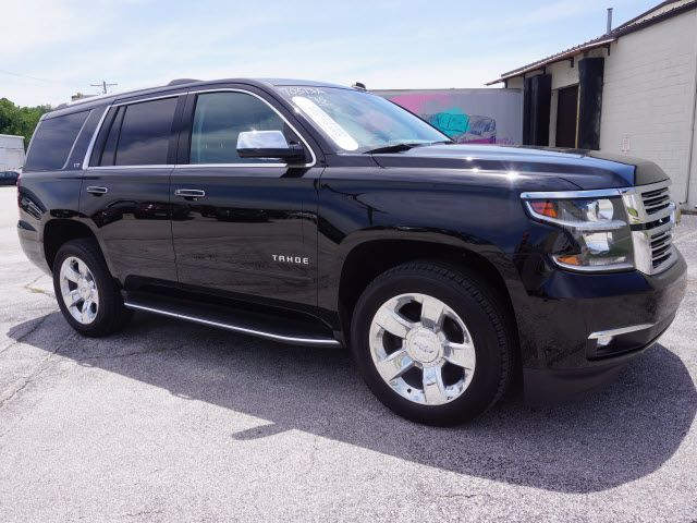 2015 Chevrolet Tahoe LTZ Harrison, Arkansas 5
