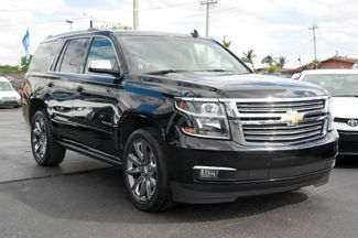 2015 Chevrolet Tahoe LTZ Hialeah, Florida 2